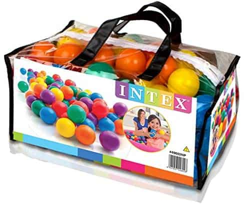 palline colorate intex
