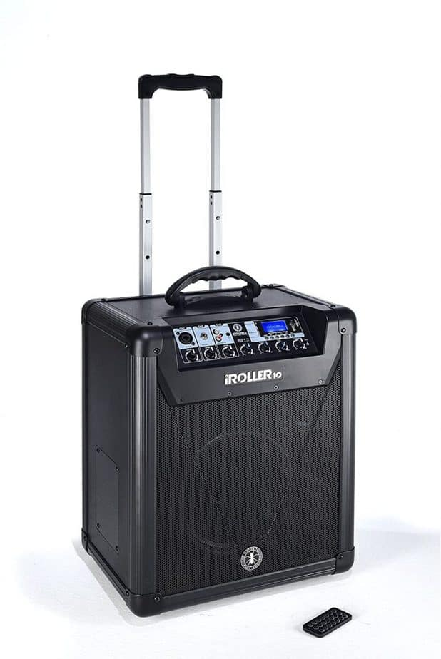 ANT iROLLER10 Sistema Audio Professionale PA All In One