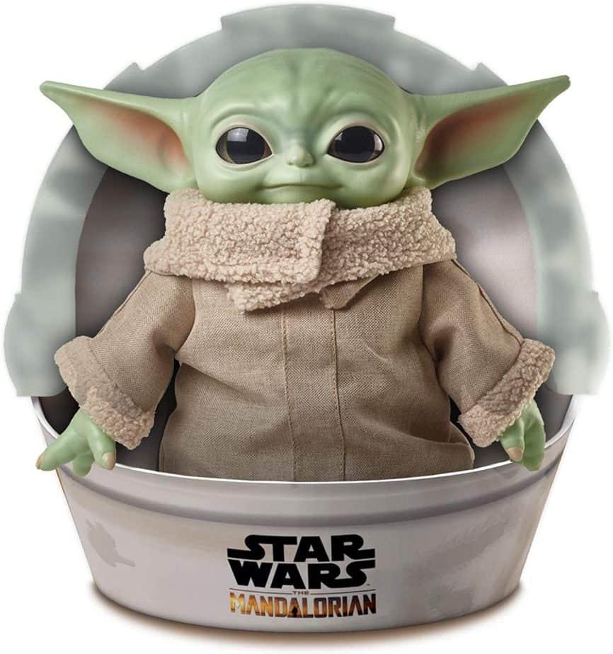 Baby Yoda - idea regalo bambini 5 anni