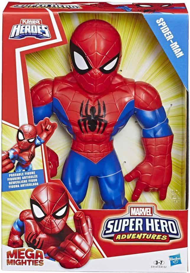 Personaggio Spider-Man gigante - Super Hero - idea regalo 5 anni