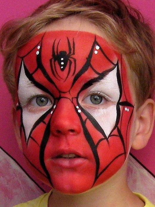 TruccaBimbi Spider-Man classico