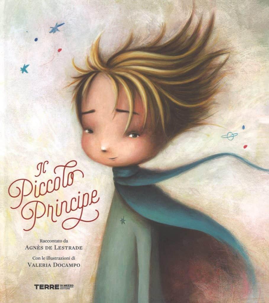 Il Piccolo Principe - Antoine De Saint-Exupéry - libro di narrativa per bambino di 7 anni