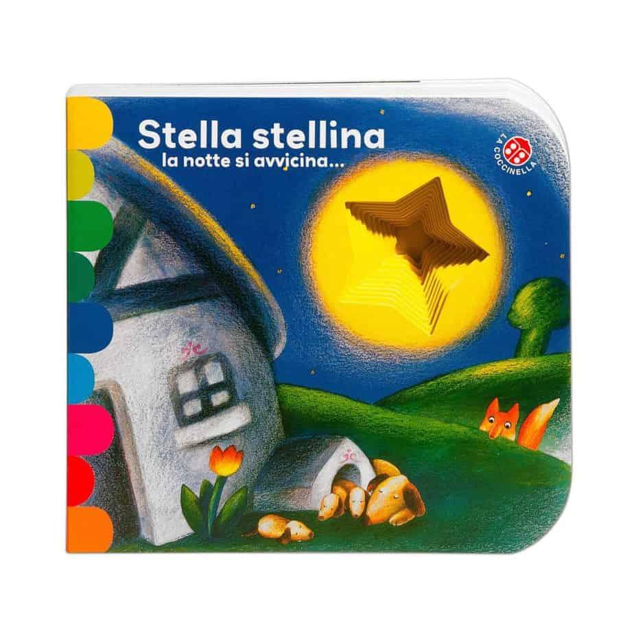 Stella Stellina, la Notte si Avvicina, G. Mantegazza - Libro della buonanotte per bambini di 2 anni